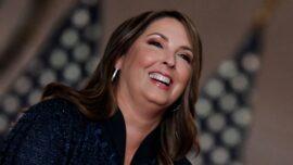 Trump Endorses Ronna McDaniel to Continue Serving as RNC Chair