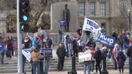 Illinois Voters Concerned About Fraud Gather at State Capitol