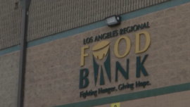 Food Bank Demand Surges for Thanksgiving