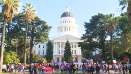 'Stop the Steal' Rallies in California, Nevada, and Denver