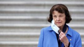Feinstein to Step Down as Top Democrat on Senate Judiciary Committee