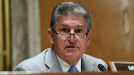 Manchin Says He Wouldn't Vote to Pack Supreme Court, End Filibuster