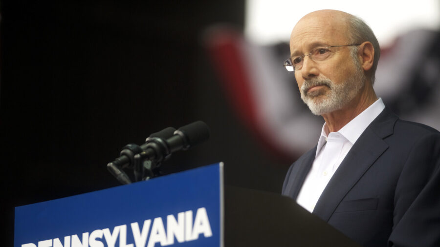 Pennsylvania Certifies Result of Nov. 3 Election, Governor Announces