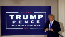 Trump Says 'Very Strange' Things Happening in Ballot Counts