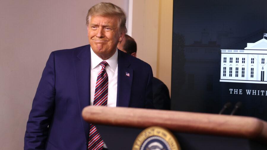 Trump Announces New Measures to Lower Price of Prescription Drugs