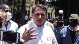Brazil's Bolsonaro Says Aware of Fraud in US Presidential Election