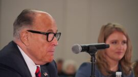 Giuliani Says He's 'Recovering Quickly' Following Positive COVID-19 Test