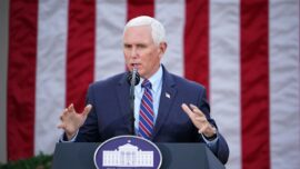 LIVE: Vice President Mike Pence Speaks at Campaign Event With Kelly Loeffler in Gainesville, Georgia