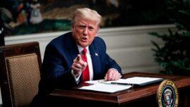Trump Threatens Veto of Defense Bill Unless Social Media Rules Altered