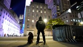 High-End Residential Buildings in New York Hiring Off-Duty Police for Protection