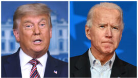 Trump: Global Climate Pact Biden Wants to Rejoin Could 'Kill the American Economy'
