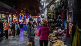 Authorities Remove Vendor Kiosks Without Warning in Qiqihar, China