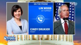 Lin Wood on Communist China's Hand in US Elections