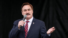 Mike Lindell: Election Integrity Is Bigger Than 'Right' and 'Left'