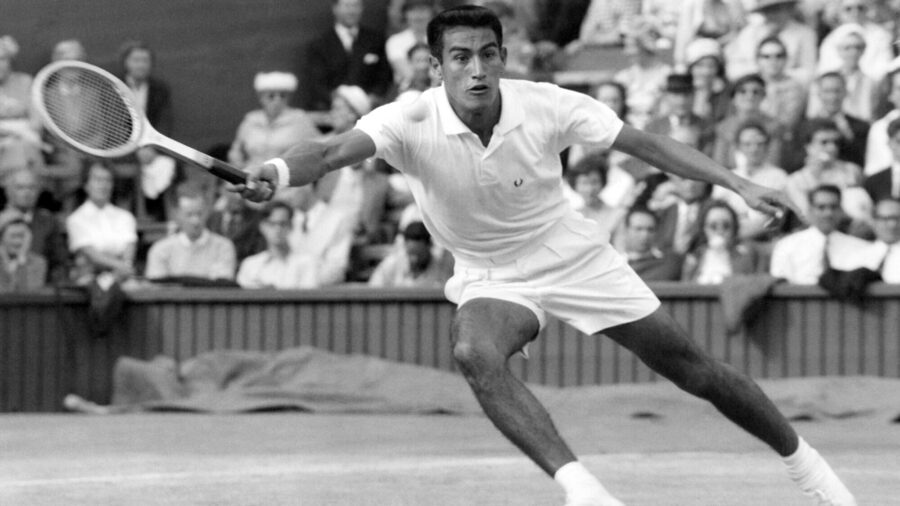 Wimbledon Champ, Tennis Hall of Famer Alex Olmedo Dies at 84
