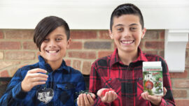 2 Boys Made $250,000 During the Pandemic and Are Giving Back to Local Animal Shelters
