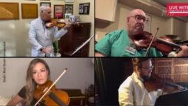 Medical Pros Show Their Musical Skills