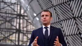 UK, Europe News Brief (Dec. 17): French President Tests Positive For COVID-19