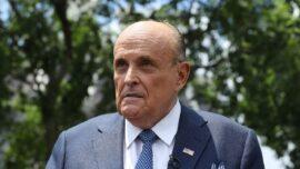 Federal Investigators Search Rudy Giuliani's Apartment, Office