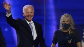 Joe and Jill Biden Send Christmas Day Message