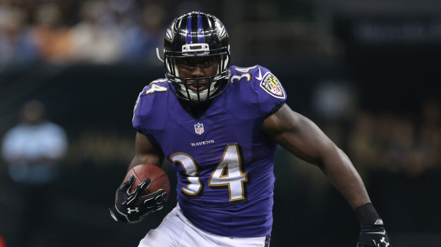 NFL Running Back Lorenzo Taliaferro Dead at 28 After Suffering Heart Attack