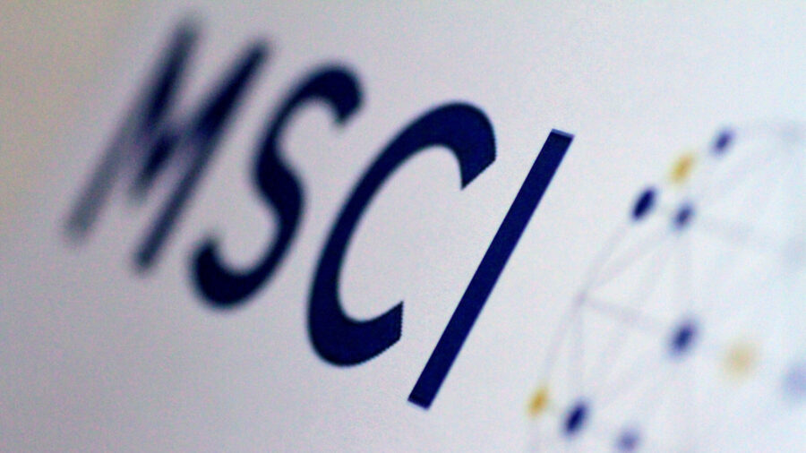 MSCI Deleting 10 China Firms From Some Indexes, Retaining Them in Others