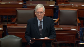 Mcconnell Introduces New Virus Relief Bill