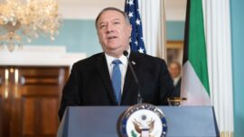 Pompeo Calls Twitter's Ban on Trump 'Un-American,' Compares It to Chinese Communist Censorship