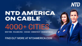 NTD Announcement: We Are on Cable TV