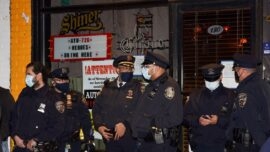 Sheriff: Defiant NYC Bar Owner Struck Deputy With His Car