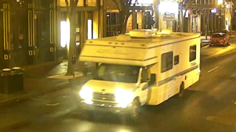 Police Release Image of RV Connected to Nashville Christmas Day Explosion