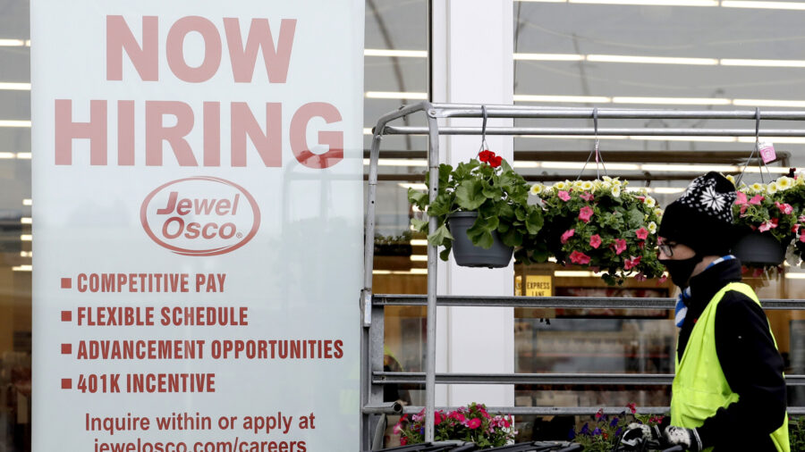 US Employers Added 245,000 Jobs In November, Below Expectations