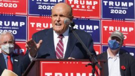 Rudy Giuliani: 3 State Legislatures May Change Electoral College Voters