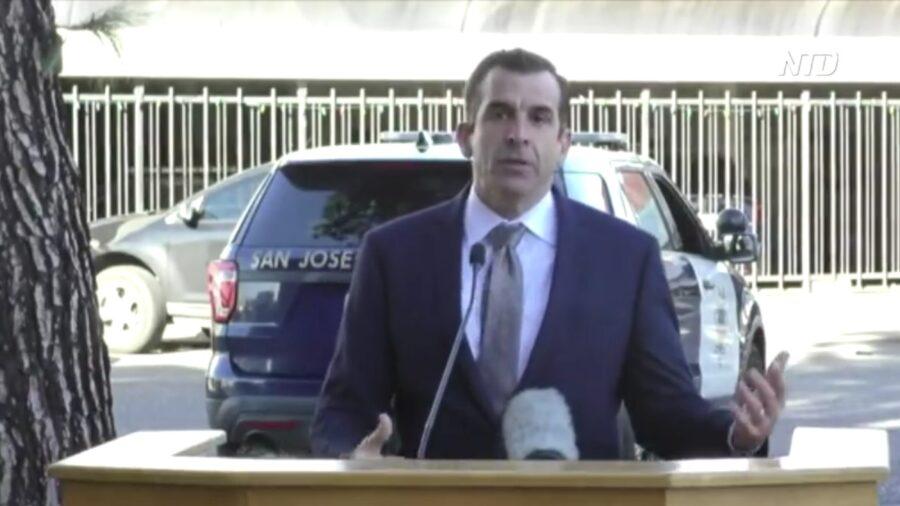 San Jose Mayor Urges Sanctuary Policy Change
