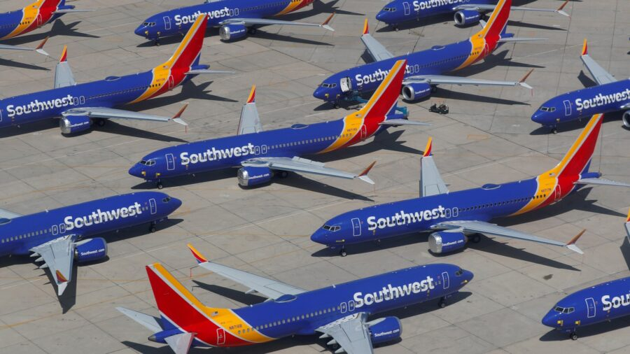 Southwest Recalls 209 Pilots as Travel Demand Recovers