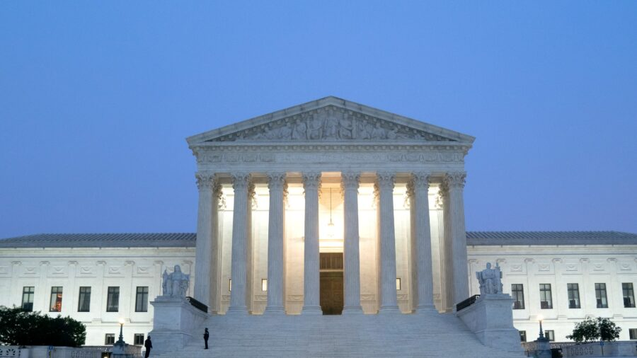 Supreme Court Fails to Immediately Act on Trump Campaign's Request to Expedite Pennsylvania Appeal