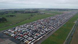 UK, Europe News Brief (Dec. 22): Thousands of Trucks Stuck in the UK