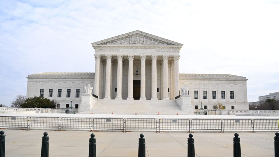 Texas Asks Supreme Court to Rule Election in Four Battleground States Unconstitutional
