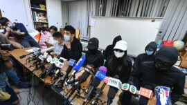 Ten Detained Hongkongers in China Go on Trial