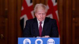 Boris Johnson Cancels Christmas: No Gathering, Shopping as CCP Virus Cases Rise