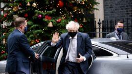 UK, Europe News Brief (Dec.16) Johnson: UK Won't Cancel Christmas