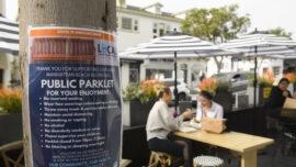 California Restaurant Adapts to Lockdown