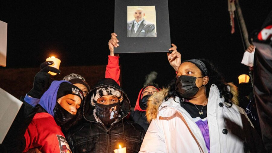 Ohio Police Officer Fired After Fatal Shooting of Unarmed Man Andre Hill