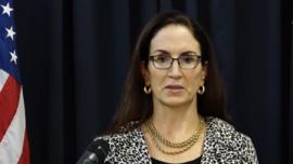 Georgia Witness Testimony: Catherine Floam