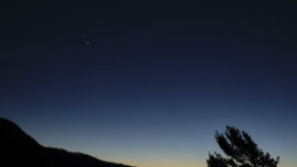 Jupiter, Saturn 'Merge' in Night Sky in Rare Celestial Event
