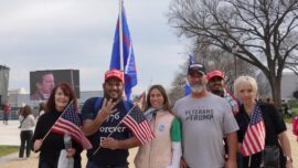 DC Rally Participants: 'We Need to Stand Up for What Is Right'