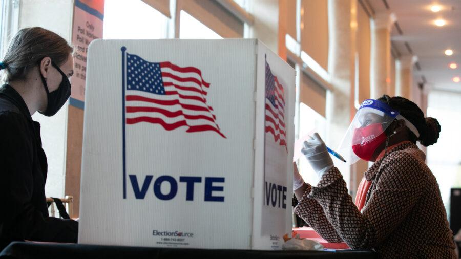 Agency Address Used for Voter Registration