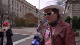 Election Protester: 'We Have Such Corruption at Every Level'