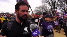 Former Green Beret at Washington Rally: 'People Have Woken Up'