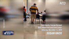 Georgia Witness Testimony: Susan Knox Part 1